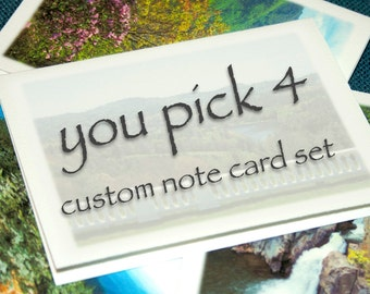 You Pick 4 - Custom Set