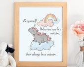 PRINTABLE Unicorn printab...