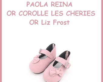 shoes for paola reina and corolle les chéries  liz frost 6 cm