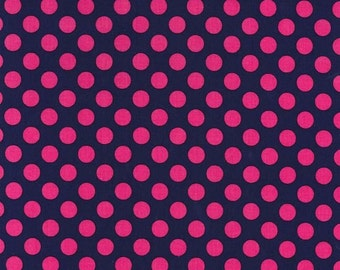 SALE! UK Shop: Mod Girls Ta Dot Michael Miller Cotton Fabric