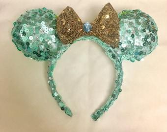 Princess Jasmine Inspired Ears