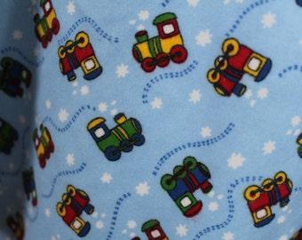 Choo Choo Train Blanket
