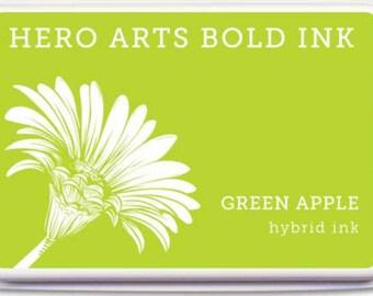Hero Arts Green Apple Hybrid Ink AF344
