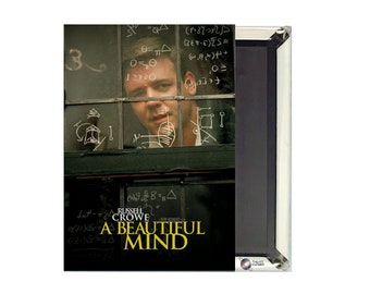 A Beautiful Mind Magnet