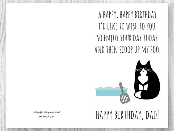 black and white birthday cards printable