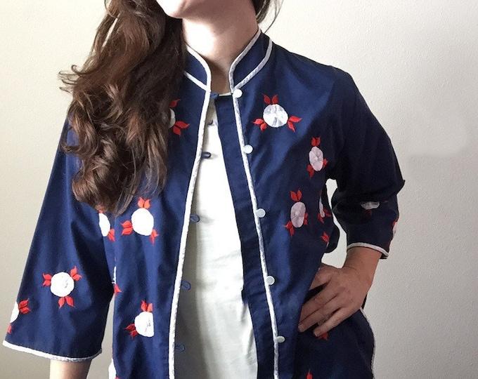 vintage kimono top