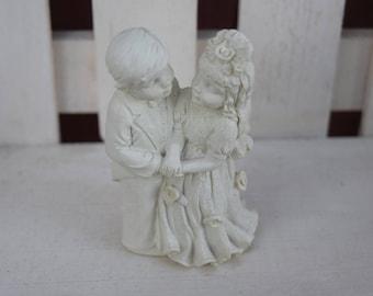 Vintage Wedding Topper- Children
