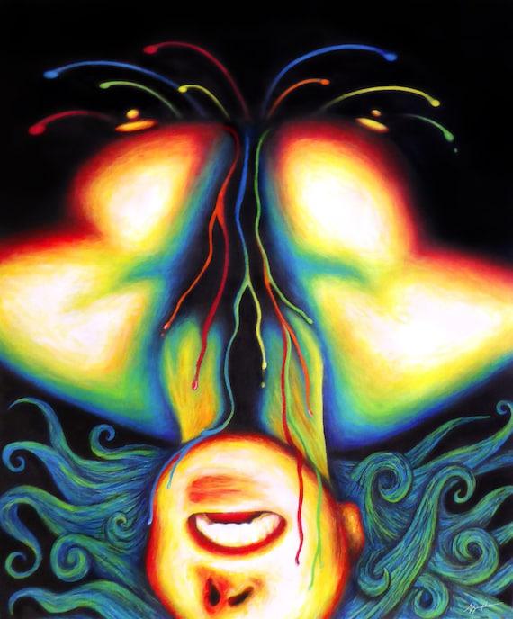 Erotic art posters