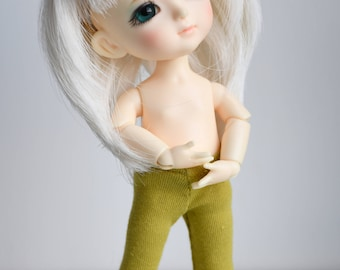 Little tights for Lati Yellow, Middie Blythe or Pukifee dolls