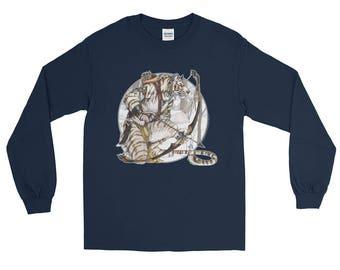 Tiger Archer Long Sleeve T-Shirt
