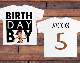 Toy story birthday shirt, woody birthday shirt