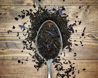 Loose Leaf Earl Grey Cream Tea - Gourmet Vanilla Earl Grey Tea - Tastes like London Fog