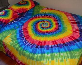 Rainbow Twin Sized Sheet Set