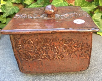 Ceramic Box with Lid
