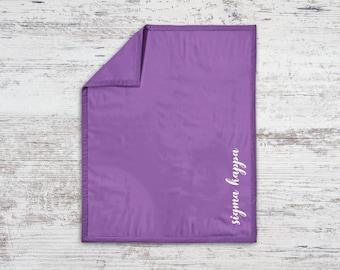 SK Sigma Kappa Script Sweatshirt Blanket Throw Greek Licensed Sorority Gift