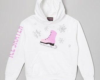 Ice Skater Hoodie