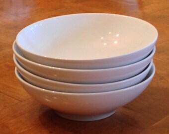 Nassau Ware - Set of Four Cereal Bowls