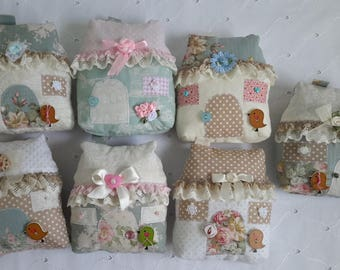 small home decor fabric variety and TILDA 13 cm by 12 cm