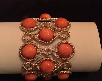 Fabulous Large Cuff Bracelet