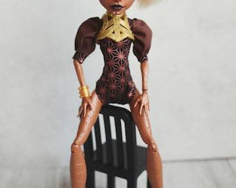 OOAK Monster High Repaint Doll Custom by Azhill