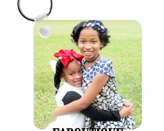 Photo Personalize Key Chains
