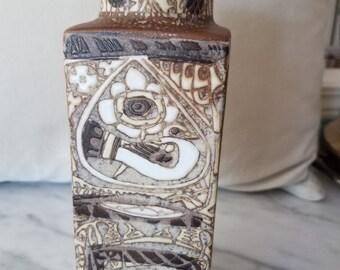 Royal Copenhagen Niles Thorsson design ceramic vase.