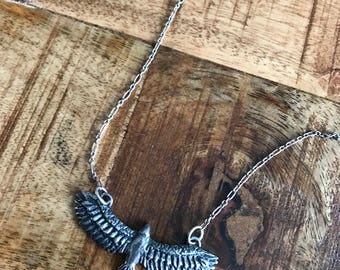 On the Wing Necklace