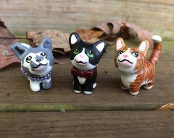 Custom Cat Figure