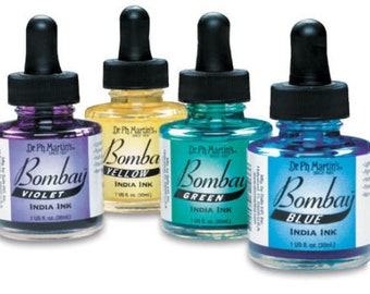 Dr Ph. Martin's Bombay India Ink 30ml