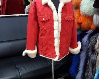 Mink fur jacket, Real fur jacket, fur jacket, real fur, real fur coat, vintage fur jacket, vintage jacket, mink coat, mink jacket
