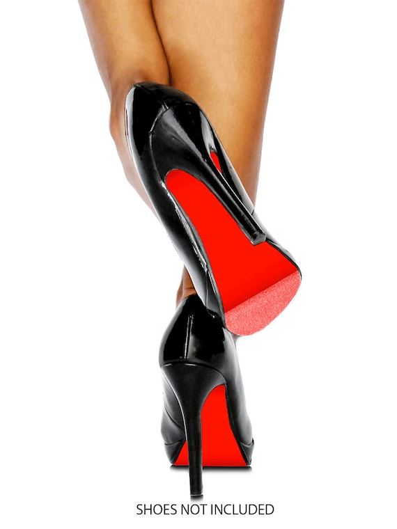 Can Any Shoe Have A Red Sole