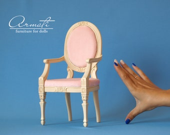 BJD doll furniture , chair for doll MSD 1/4