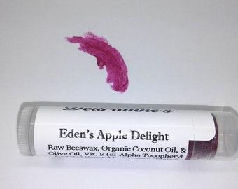 Eden's Apple Delight: Lip Tint, Lip Stick,