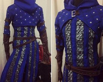 Gray Wardens Mage Cosplay Armor
