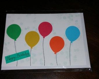 Handmade Birthday Cards (Your Choice)