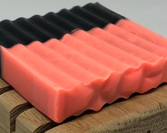 Three Butter SOAP - Hand and Body | Shea, Cocoa, Mango - Luxurious Bubbles | Natural | Triple Moisturizer