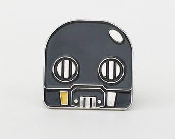K2SO Star Wars Fan art pin (1)