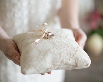 Wedding ring pillow Etsy