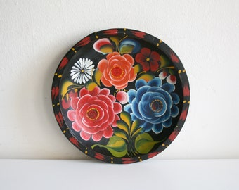 Wood Mexican Plate