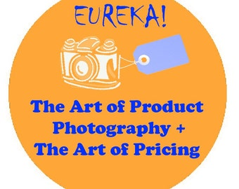 Help with Pricing & Product Photography Tutorials - Special Reduced Price Tutorials Bundle