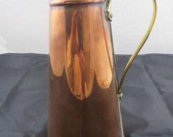 Benson Copper hot water jug
