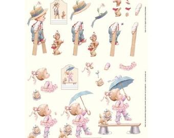 Little boy MH11052150 stilts