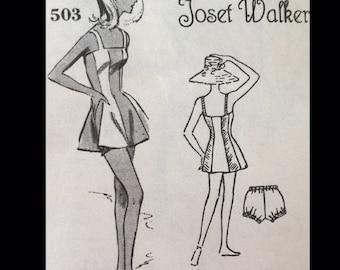 Vintage 60s Mid Century 1960s Spadea Designer Sewing Pattern Fashion Catalog #28