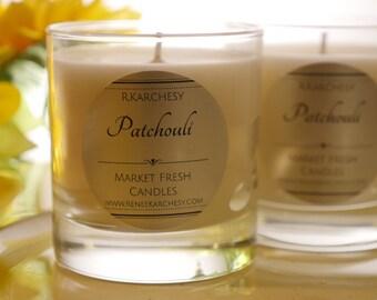 Patchouli Soy Candle 8oz