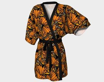 Kimono Robe - Monarch