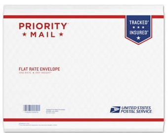USPS Priority Mail Add-on - Use this listing to upgrade to priority mail