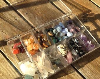 Custom Crystal Healing Pack