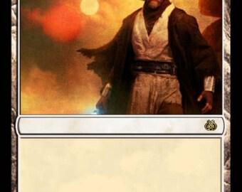 Obi Wan Kenobi mtg plains