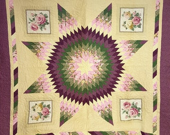 Lone Star Queen/King Size Quilt