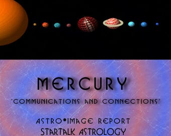 """Mercury Forecast Reading """"Communications and Connections""""."""